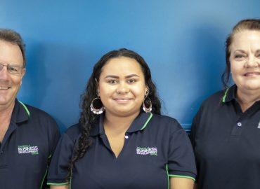 The Townsville Business Development Centre Team TBDC
